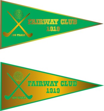 Fairway Club 1919 A Logo, Monogram, or Icon  Draft # 2 by bajulijo