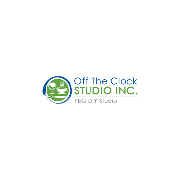 Off the Clock Studio Inc. A Logo, Monogram, or Icon  Draft # 74 by xmanawaryx