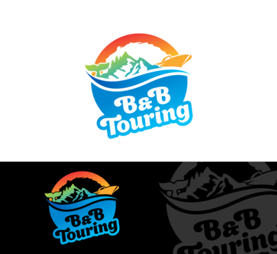 B&B Touring A Logo, Monogram, or Icon  Draft # 9 by AnakEtong