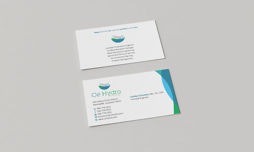 Water Resources, flooding, engineering, hurricanes, rain, flood control structures Business Cards and Stationery  Draft # 168 by Xpert