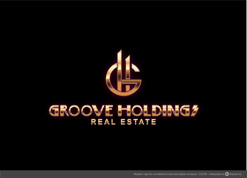 Groove (or Groove Holdings) A Logo, Monogram, or Icon  Draft # 287 by ALgraphics