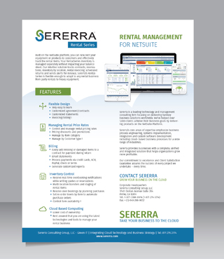 RentalSeries Marketing collateral  Draft # 5 by Achiver