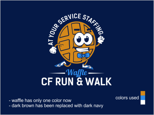 At Your Service Staffing CF Waffle Run & Walk