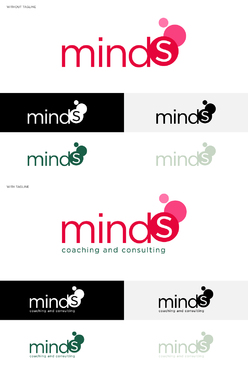 minds Logo Winning Design by xhyzer