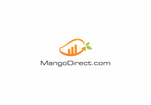 MangoDirect.com A Logo, Monogram, or Icon  Draft # 4 by InfoTechDesign
