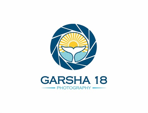 Garsha18 Photography Logo Winning Design by IsokuNIKI