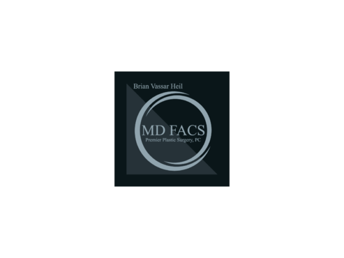 Brian Vassar Heil, MD FACS    Premier Plastic Surgery, PC A Logo, Monogram, or Icon  Draft # 161 by TatangMAssa