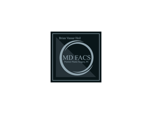 Brian Vassar Heil, MD FACS    Premier Plastic Surgery, PC A Logo, Monogram, or Icon  Draft # 162 by TatangMAssa