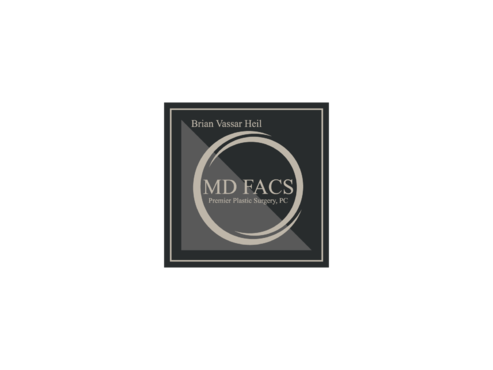 Brian Vassar Heil, MD FACS    Premier Plastic Surgery, PC A Logo, Monogram, or Icon  Draft # 163 by TatangMAssa