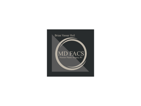 Brian Vassar Heil, MD FACS    Premier Plastic Surgery, PC A Logo, Monogram, or Icon  Draft # 164 by TatangMAssa