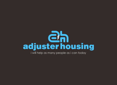 Adjuster Housing  A Logo, Monogram, or Icon  Draft # 192 by sabda1998