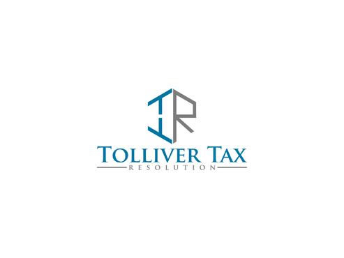 Tolliver Tax Resolution A Logo, Monogram, or Icon  Draft # 257 by Forceman786