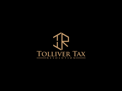 Tolliver Tax Resolution A Logo, Monogram, or Icon  Draft # 259 by Forceman786