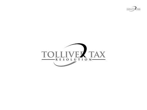 Tolliver Tax Resolution A Logo, Monogram, or Icon  Draft # 265 by Forceman786