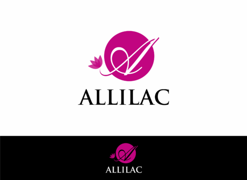 Allilac A Logo, Monogram, or Icon  Draft # 199 by HandsomeRomeo