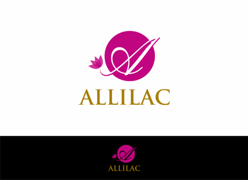 Allilac A Logo, Monogram, or Icon  Draft # 202 by HandsomeRomeo