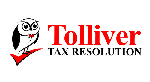 Tolliver Tax Resolution A Logo, Monogram, or Icon  Draft # 304 by kreativeGURU