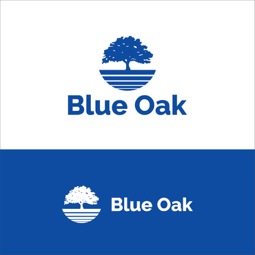 Blue Oak  A Logo, Monogram, or Icon  Draft # 115 by reshmagraphics