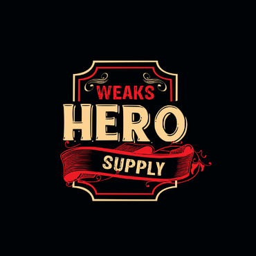 Weaks Hero Supply A Logo, Monogram, or Icon  Draft # 25 by IrvinLubi