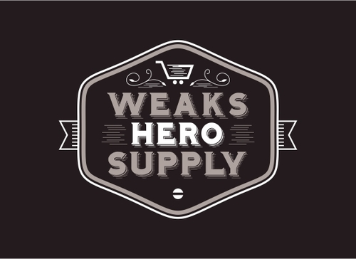 Weaks Hero Supply A Logo, Monogram, or Icon  Draft # 26 by Adwebicon