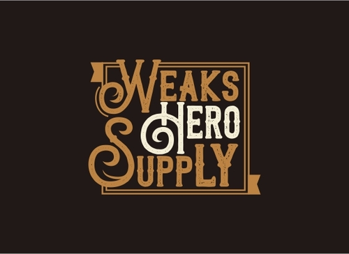 Weaks Hero Supply A Logo, Monogram, or Icon  Draft # 27 by Adwebicon