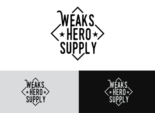 Weaks Hero Supply A Logo, Monogram, or Icon  Draft # 28 by Adwebicon