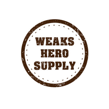 Weaks Hero Supply A Logo, Monogram, or Icon  Draft # 31 by effacodni