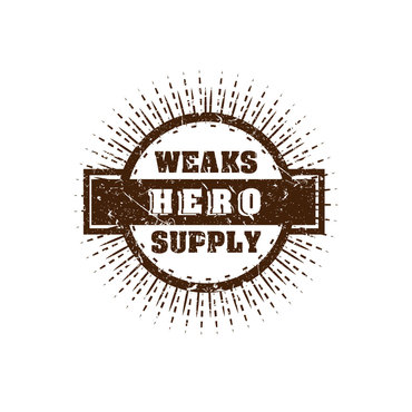 Weaks Hero Supply A Logo, Monogram, or Icon  Draft # 47 by effacodni