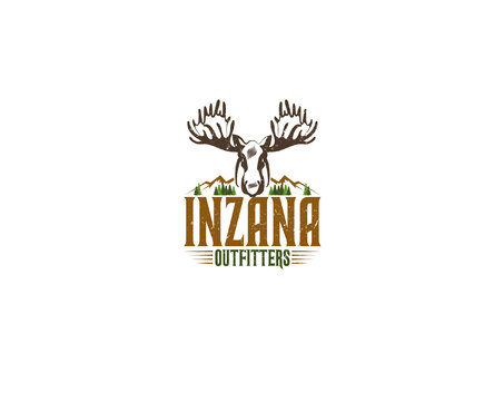 Inzana Outfitters A Logo, Monogram, or Icon  Draft # 17 by Designeye
