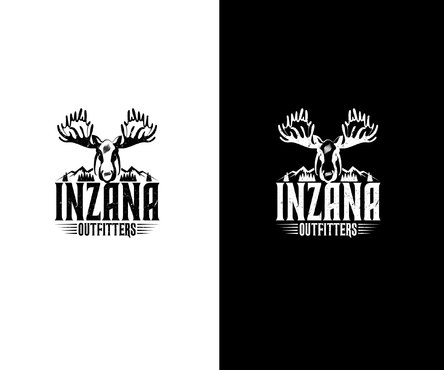 Inzana Outfitters A Logo, Monogram, or Icon  Draft # 18 by Designeye