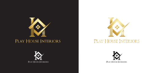 Play House Interiors A Logo, Monogram, or Icon  Draft # 528 by Tensai971