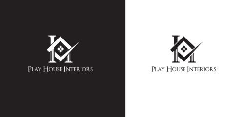 Play House Interiors A Logo, Monogram, or Icon  Draft # 529 by Tensai971