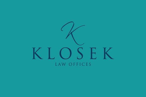 """Klosek Law Offices"" or ""Law Offices of Jack Klosek"" A Logo, Monogram, or Icon  Draft # 32 by logobuilders"
