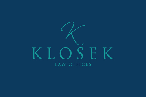 """Klosek Law Offices"" or ""Law Offices of Jack Klosek"" A Logo, Monogram, or Icon  Draft # 33 by logobuilders"