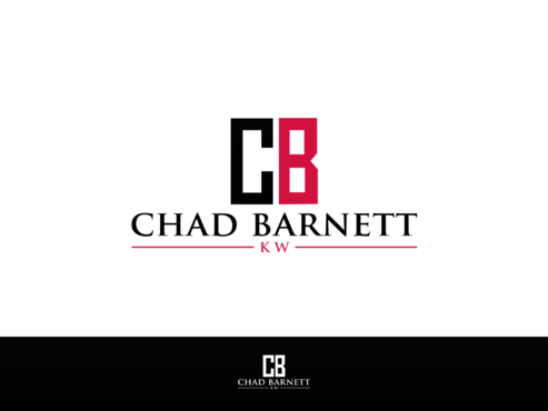 Chad Barnett A Logo, Monogram, or Icon  Draft # 33 by Designboss