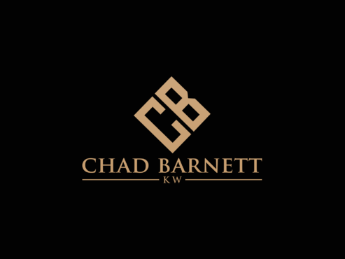 Chad Barnett A Logo, Monogram, or Icon  Draft # 36 by Designboss