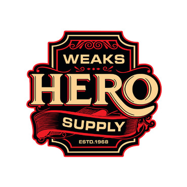 Weaks Hero Supply A Logo, Monogram, or Icon  Draft # 91 by IrvinLubi