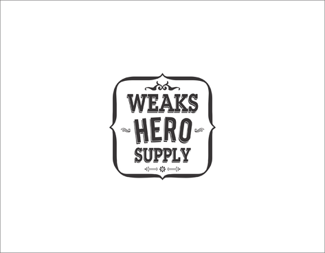 Weaks Hero Supply A Logo, Monogram, or Icon  Draft # 94 by assay