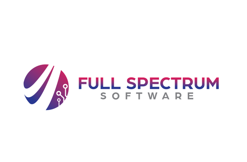 Full Spectrum Software A Logo, Monogram, or Icon  Draft # 30 by LogoXpert