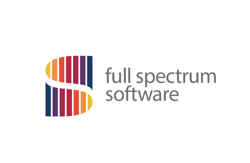 Full Spectrum Software A Logo, Monogram, or Icon  Draft # 31 by LogoXpert