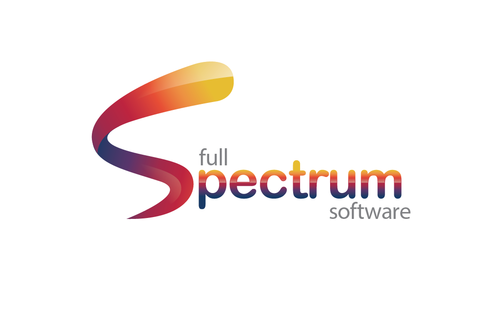 Full Spectrum Software A Logo, Monogram, or Icon  Draft # 33 by LogoXpert