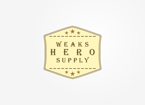 Weaks Hero Supply A Logo, Monogram, or Icon  Draft # 109 by vintzd