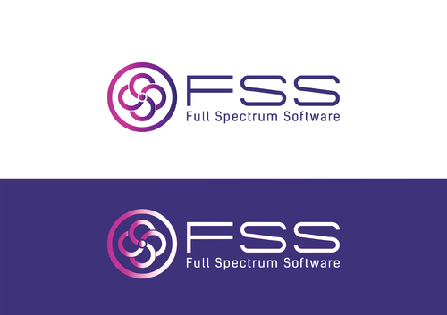 Full Spectrum Software A Logo, Monogram, or Icon  Draft # 34 by husaeri