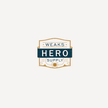 Weaks Hero Supply A Logo, Monogram, or Icon  Draft # 110 by kajon