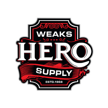 Weaks Hero Supply A Logo, Monogram, or Icon  Draft # 112 by IrvinLubi
