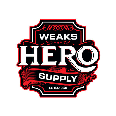 Weaks Hero Supply A Logo, Monogram, or Icon  Draft # 113 by IrvinLubi