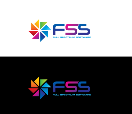 Full Spectrum Software A Logo, Monogram, or Icon  Draft # 46 by neonlite
