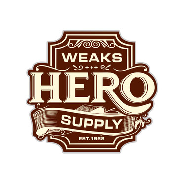 Weaks Hero Supply A Logo, Monogram, or Icon  Draft # 122 by IrvinLubi