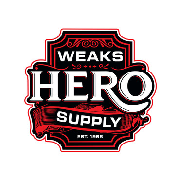 Weaks Hero Supply A Logo, Monogram, or Icon  Draft # 123 by IrvinLubi