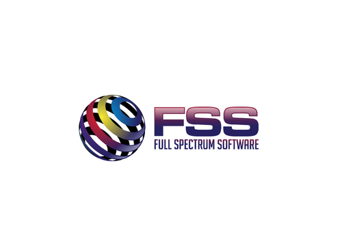 Full Spectrum Software A Logo, Monogram, or Icon  Draft # 58 by A78design